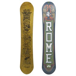 Rome Crossrocket Snowboard  - Used