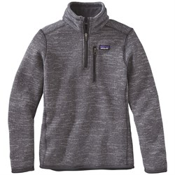 Patagonia Better Sweater 1​/4 Zip Pullover - Big Boys'