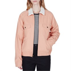 Obey Clothing Jeanne Sherpa Jacket - Women's