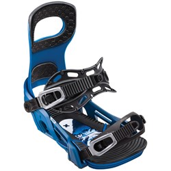 Bent Metal Joint Snowboard Bindings 2019