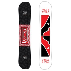 GNU FB Space Case Asym C2X Snowboard  - Used