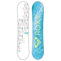 Roxy Poppy Package Snowboard - Girls' 2020