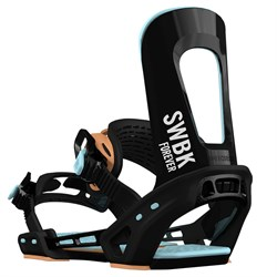 Switchback Forever Snowboard Bindings - Women's  - Used