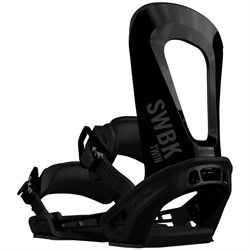 Switchback Twin Snowboard Bindings 2019