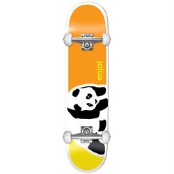 Enjoi Negative Space First Push 8.0 Skateboard Complete