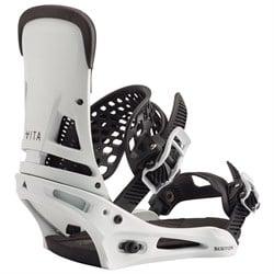 Burton Malavita Snowboard Bindings  - Used