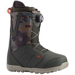 Burton Moto Boa Snowboard Boots  - Used