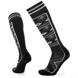 Le Bent Le Snow Light Aztec Socks