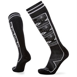 Le Bent Le Snow Light Aztec Socks