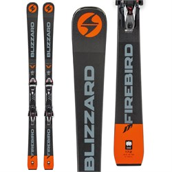 Blizzard Firebird Competition Skis + TPX12 Bindings 2019