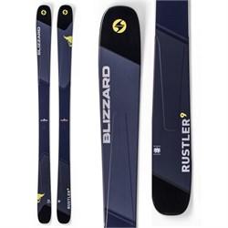Blizzard Rustler 9 Skis