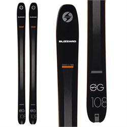 Blizzard Zero G 108 Skis
