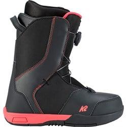 K2 Vandal Snowboard Boots - Boys'  - Used