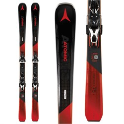 Atomic Vantage X 75 C Skis ​+ Lithium 10 Bindings