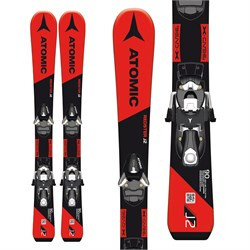 Atomic Redster J2 Skis ​+ C 5 SR Bindings - Little Boys' 2019