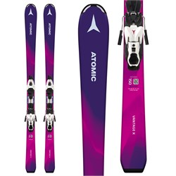 Atomic Vantage Girl X Skis ​+ L 7 Bindings - Girls' 2019