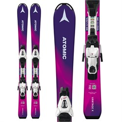 Atomic Vantage Girl X Skis ​+ C 5 ET Bindings - Girls' 2019