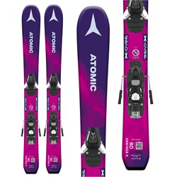Atomic Vantage Girl X Skis ​+ C 5 SR Bindings - Little Girls' 2019