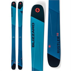 Blizzard Rustler 10 Skis 2019  699.95  579.95 Sale be461598f