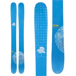 Line Skis Sir Francis Bacon Shorty Skis