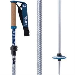 Line Skis Pollard's Paintbrush Ski Poles 2019