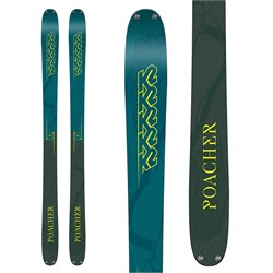 K2 Poacher Skis 2019