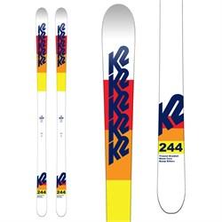 K2 244 Skis 2020