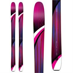 K2 Gottaluvit 105 Ti Skis - Women's 2019