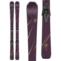 K2 Tough Luv Skis + ERC 11 TCX Light Bindings - Women's 2019 - Used