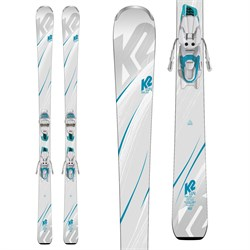 K2 True Luv Skis ​+ ER3 10 TCx Light Bindings - Women's
