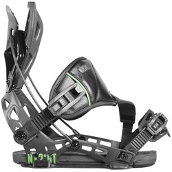 Flow NX2-GT Hybrid Snowboard Bindings 2019 - Used