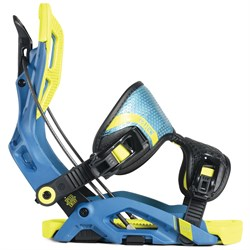 Flow Fuse Fusion Snowboard Bindings  - Used