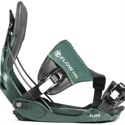Flow Five Hybrid Snowboard Bindings  - Used