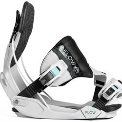 Flow Minx Hybrid Snowboard Bindings - Women's