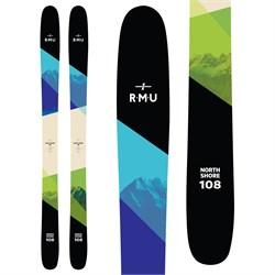 RMU North Shore 108 Wood Skis 2019