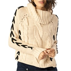 Stone Row Mad Metallix Sweater - Women's