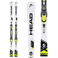 Head WC Rebels iSpeed Pro Skis + EVO 14 Bindings