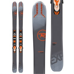 Rossignol Experience 80 Ci Skis + Xpress 11 Bindings 2019 - Used