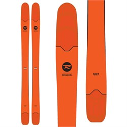 Rossignol Sin 7 Skis  - Used