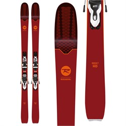 Rossignol Seek 7 HD Skis ​+ Xpress 11 Bindings 2019