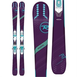 Rossignol Experience 74 W Skis ​+ Xpress 10 Bindings - Women's