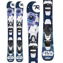 Rossignol Star Wars Baby Skis + Kid-X 4 Bindings - Little Kids' 2019