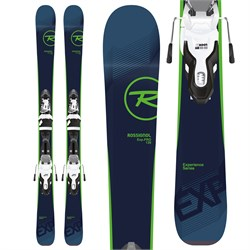 Rossignol Experience Pro Skis ​+ Xpress Jr 7 Bindings - Boys' 2019