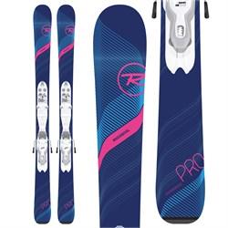 Rossignol Experience Pro W Skis + Xpress Jr 7 Bindings - Big Girls' 2020