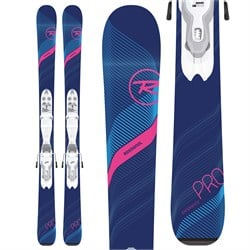 Rossignol Experience Pro W Skis ​+ Xpress Jr 7 Bindings - Girls' 2020