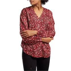 Amuse Society Mallorca Woven Shirt - Women's