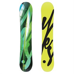 Yes. Hel Yes. Snowboard - Women's  - Used