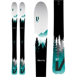 Liberty Variant 87W Skis - Women's 2019