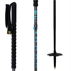 Black Crows Trios Freebird Adjustable Ski Poles