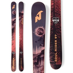 Nordica Soul Rider 97 Skis  - Used